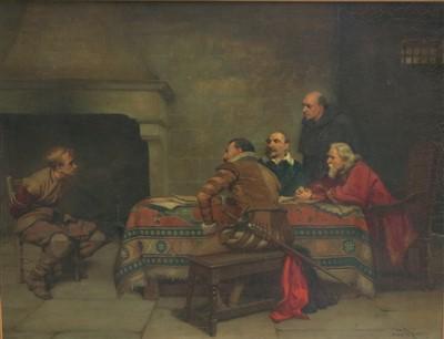 Lot 17-Francis James BARRAUD (1856-1924) The...